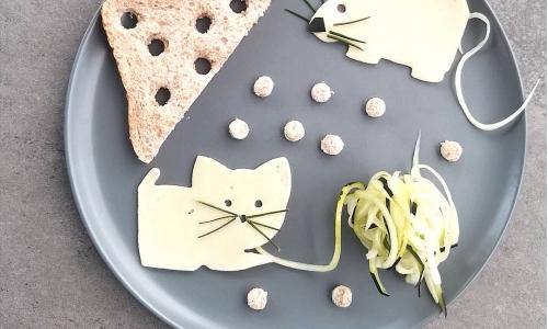 myšky ze sýra